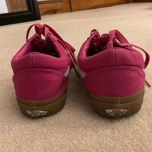 39d2cbfbdc6b Vans Shoes - hot pink old skool vans